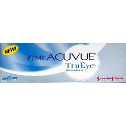 1 Day Acuvue TruEye Tageslinsen