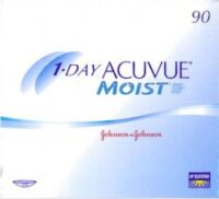 1 Day ACUVUE Moist Tgeslinsen