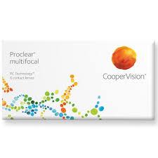 Proclear Multifocallinse für jede Entfernung