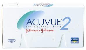 Acuvue 2 14 - Tageskontaktlinse
