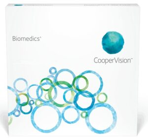 Biomedics 1 Day Tageskontaktlinse