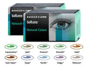 Natural Colors Colorlinsen