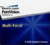 Pure Vision Multifocal Monatslinsen