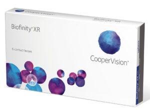 Biofinity XR mit erweiterten Stärken