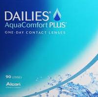 Dailies Aquacomfort Plus. Das Beste für Ihre Augen.